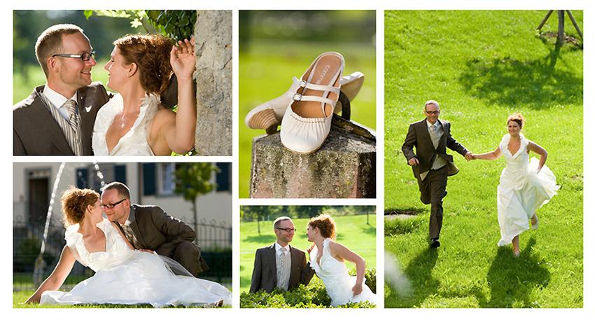 Jochen´s Hochzeit Collage I