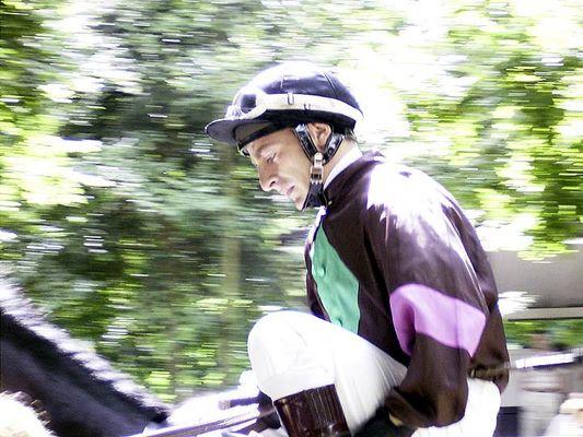 Jockey Norman Richter