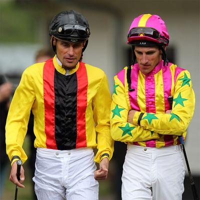 Jockeys...