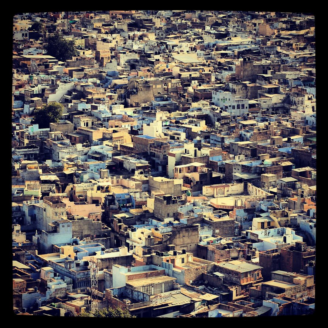 Jodphur - Blue City