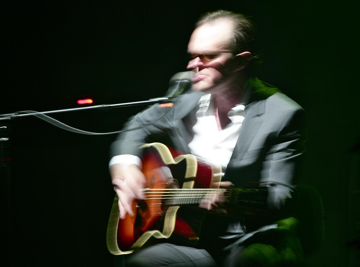 Joe Bonamassa Acoustic Set Konzerthaus Freiburg 7.3.2013