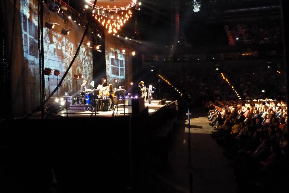 Joe Cocker in der 02 Arena am 26.11.2010