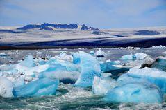 Jökulsárlón - die wundervolle Gletscherlagune