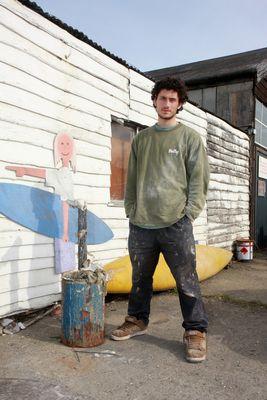 Joel Blackman Surfboards