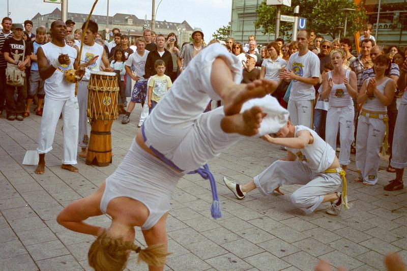 Joga Capoeira