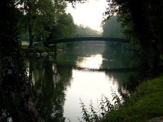 Jogging frühmorgens
