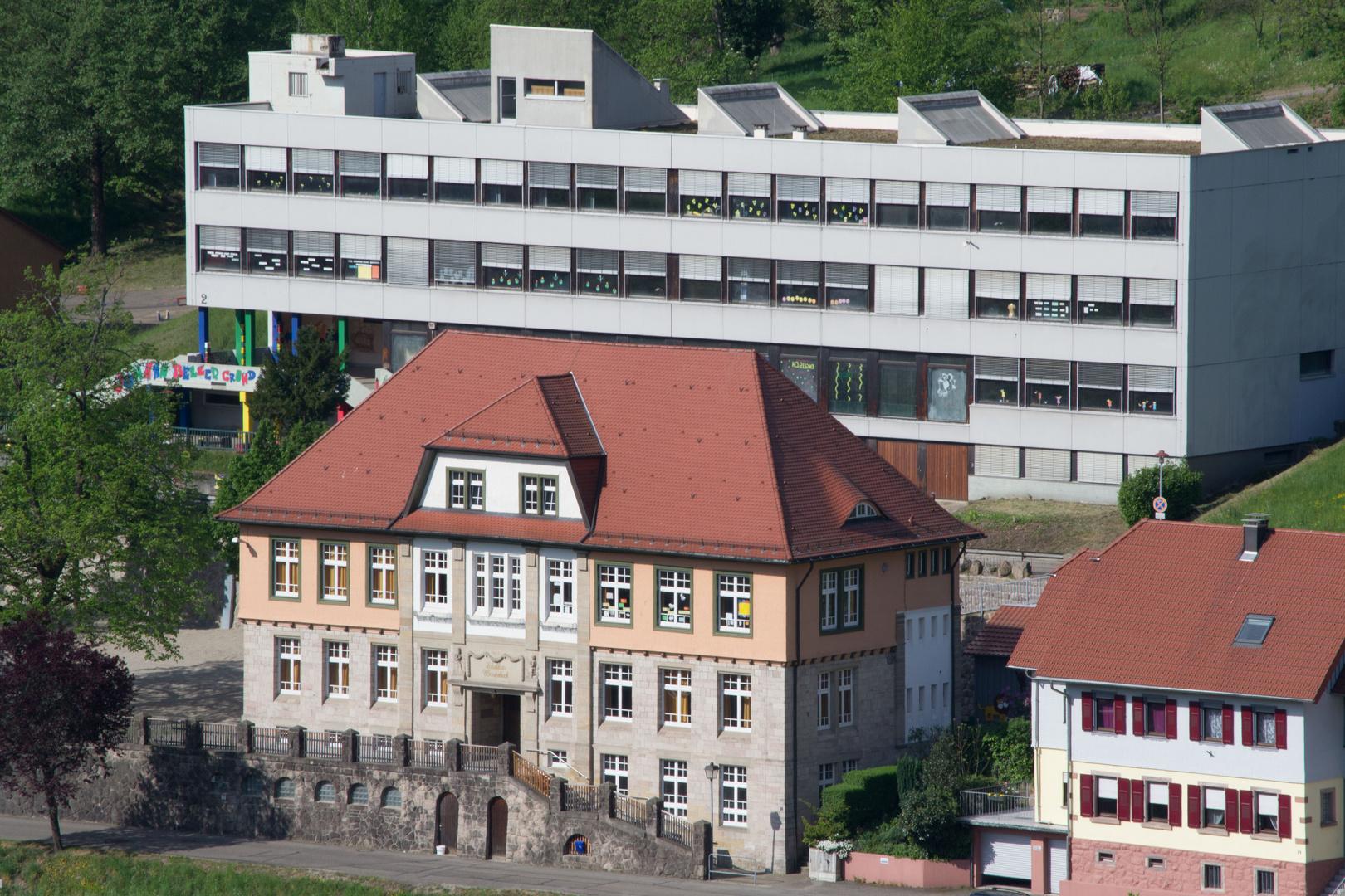 Johann-Belzer Grund- und Werkrealschule Weisenbach-Forbach