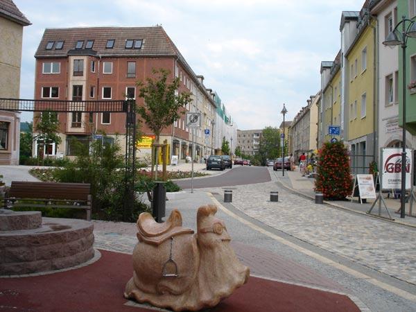 Johann-Karl-Wezel-Straße Sondershausen