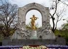 Johann-Strauss-Statue