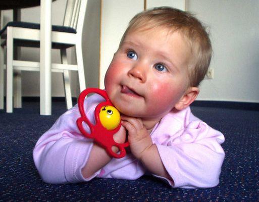 Johanna mit den roten BAcken