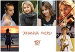 Johanna wird 18!