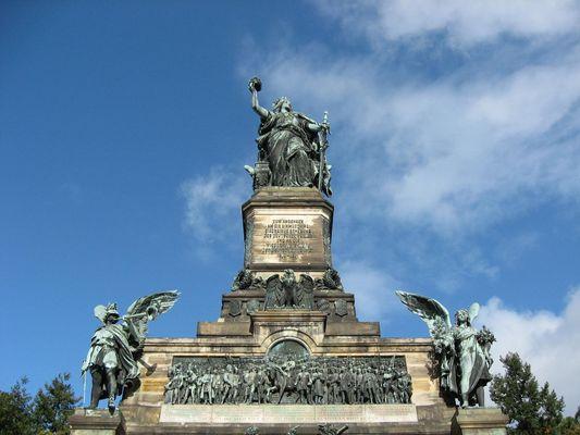 Johannes Schilling I Germania Niederwald- Denkmal 1883