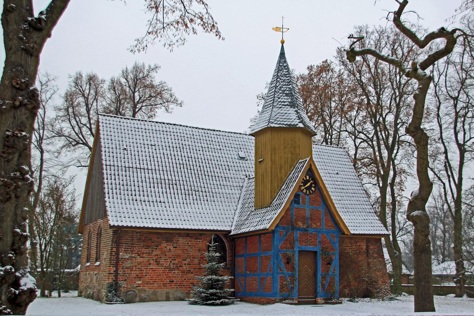 Johanneskapelle in Adendorf