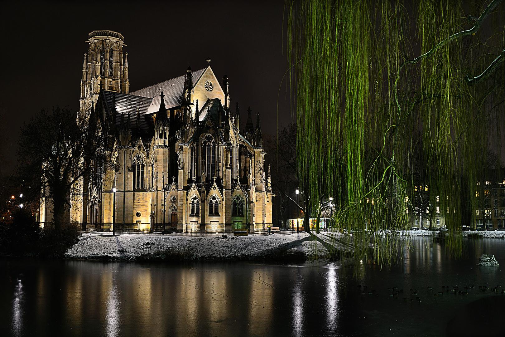 Johanneskirche am Feuersee, Stuttgart