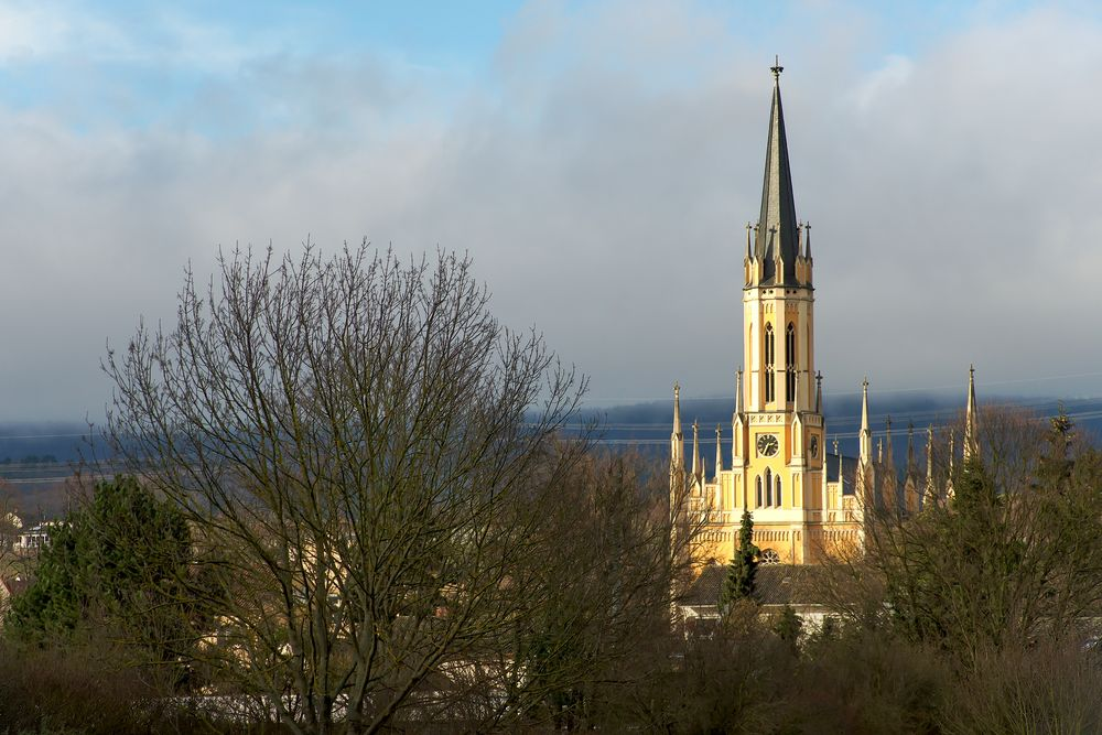 Johanneskirche in Erbach