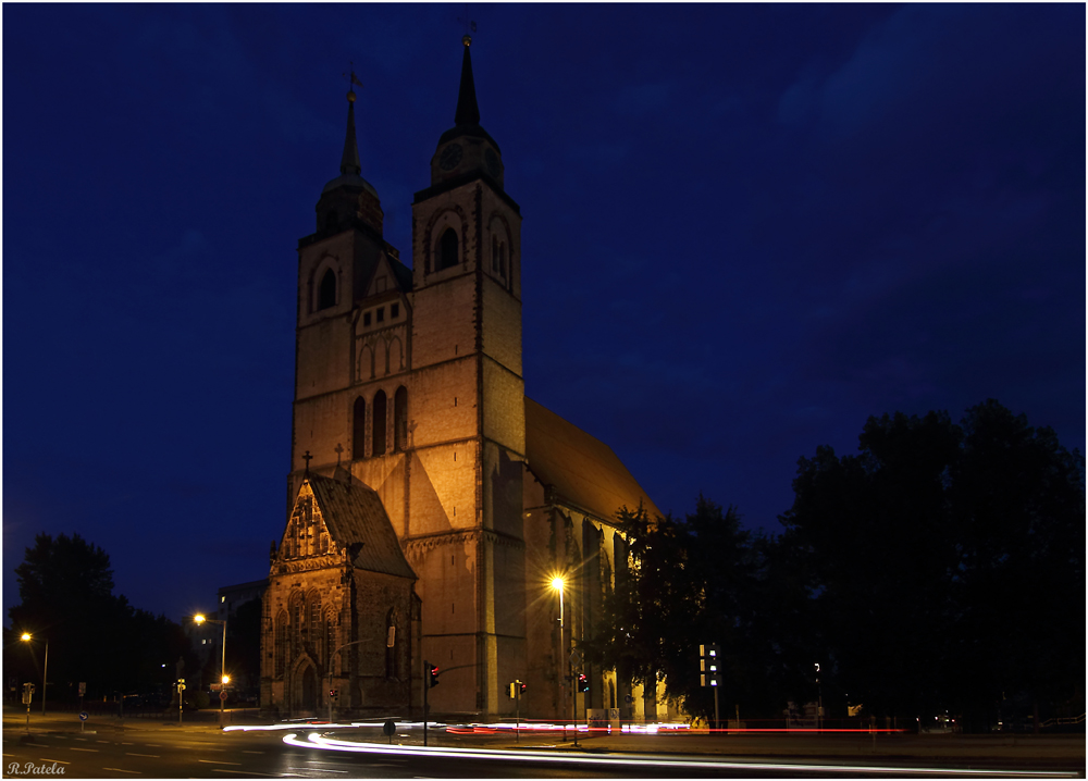Johanniskirche-Magdeburg