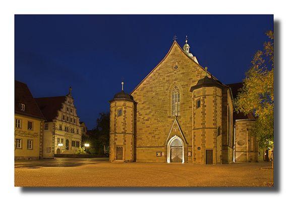 Johanniskirche Schweinfurt