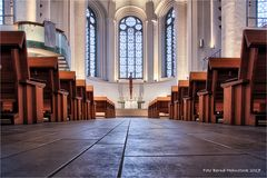 Johanniskirche zu Düsseldorf ....