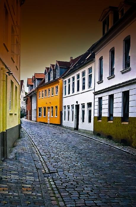 Johannisstrasse, Flensburg