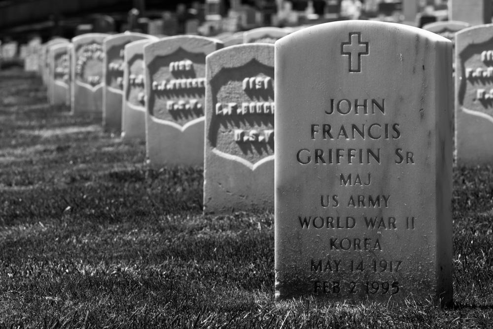 John Francis Griffin Sr. - San Francisco National Cemetery