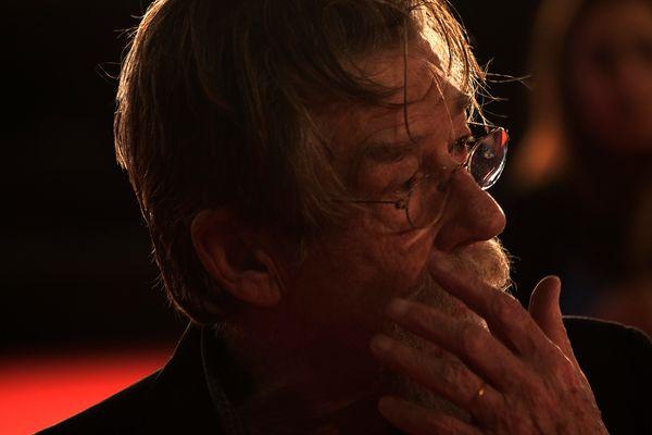 John Hurt a Festival del Film di Roma