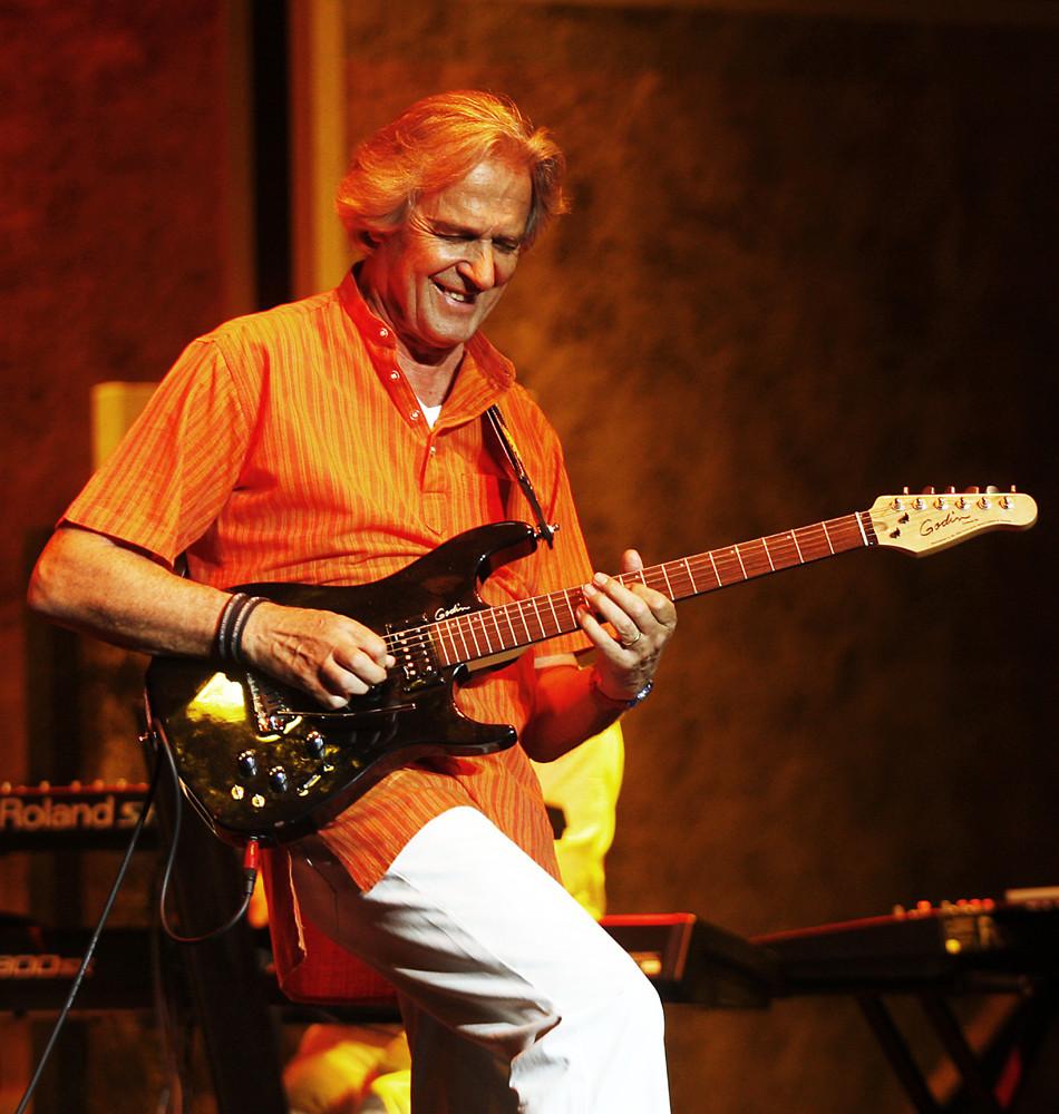 John McLaughlin 2008