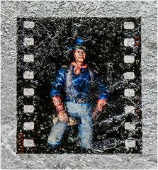 John Wayne - eiskalt wie immer !