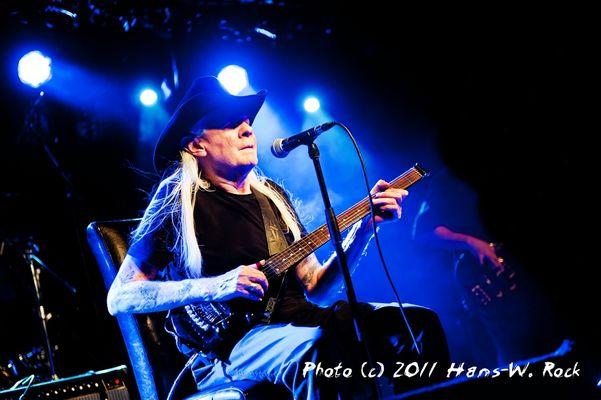 Johnny B. Goode - A Legend Live