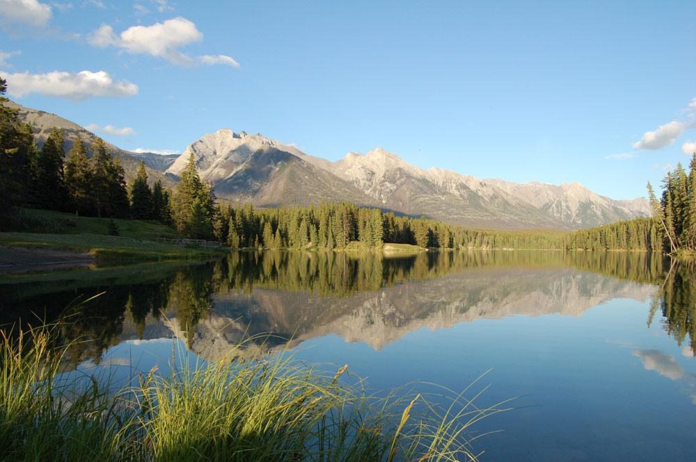 Johnson Lake, Banff Nationalpark