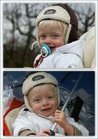 Jonathan - der Stolz seiner Eltern und Großeltern - November 2009...