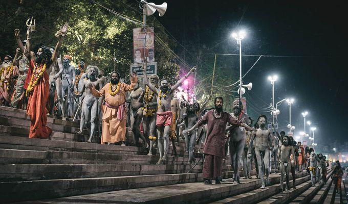 Joona Akhara ~ Simhasth/Maha Kumbh Mela