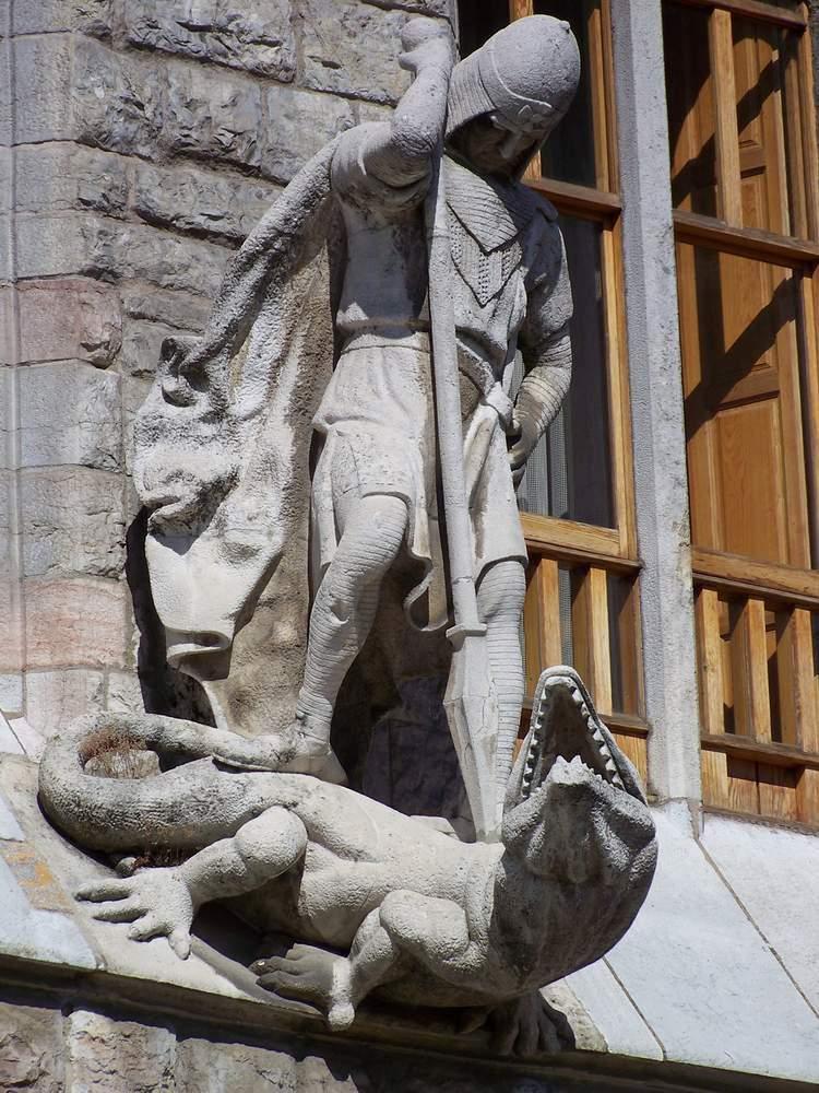 Jorge y el Dragón