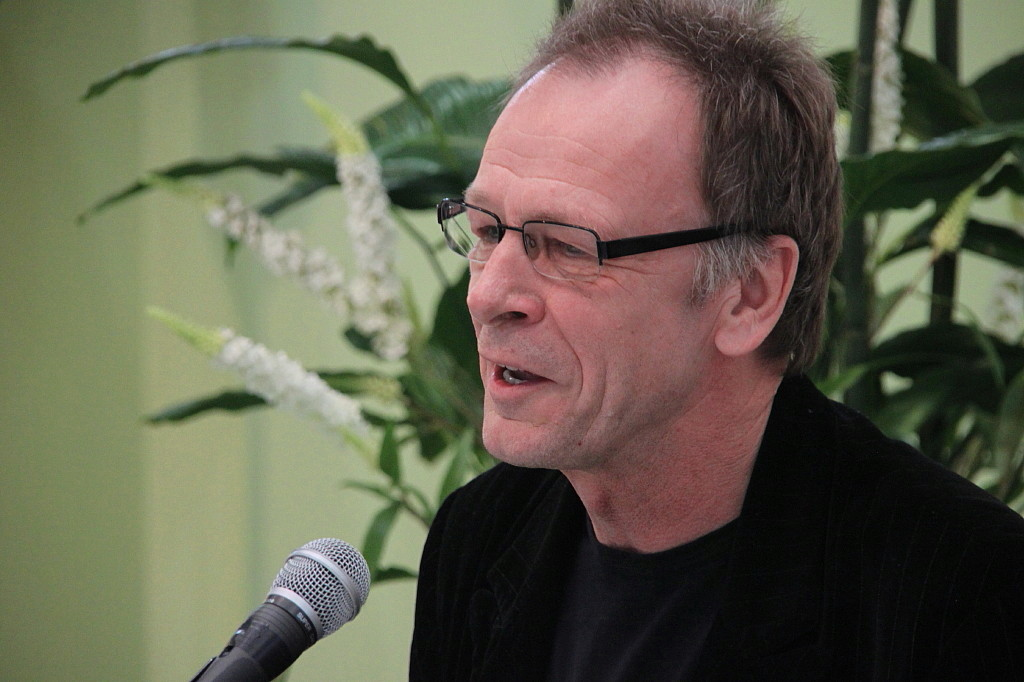 Josef Haslinger @ Buchmesse Leipzig 2013