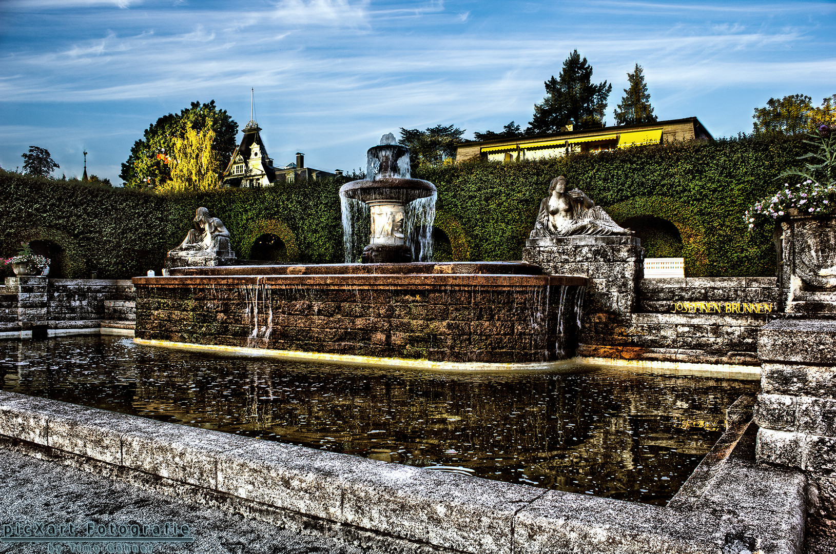 Josefinen Brunnen Baden-Baden