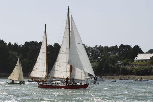 Joshua, le voilier mythique de Bernard Moitessier