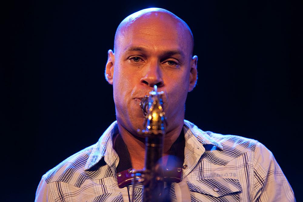 Joshua Redman | saxophone | Jazzfestival Saalfelden 2011