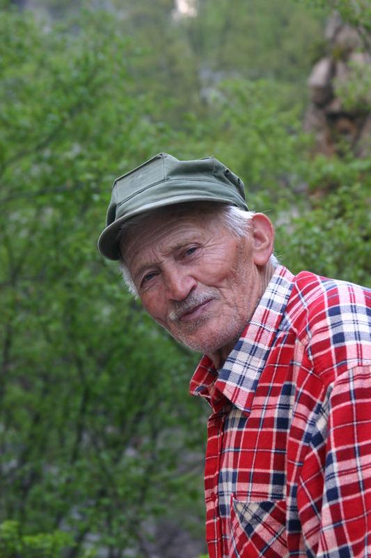 Josip, 80 Jahre