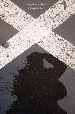 Jouer avec le reflet