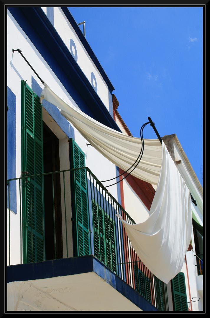 Jour d'été à Majorque