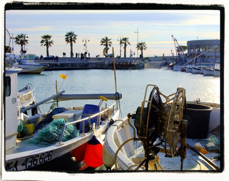 Jour sans pêche...