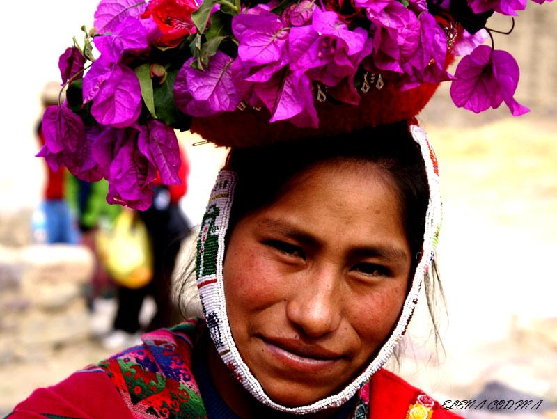 Joven Peruana