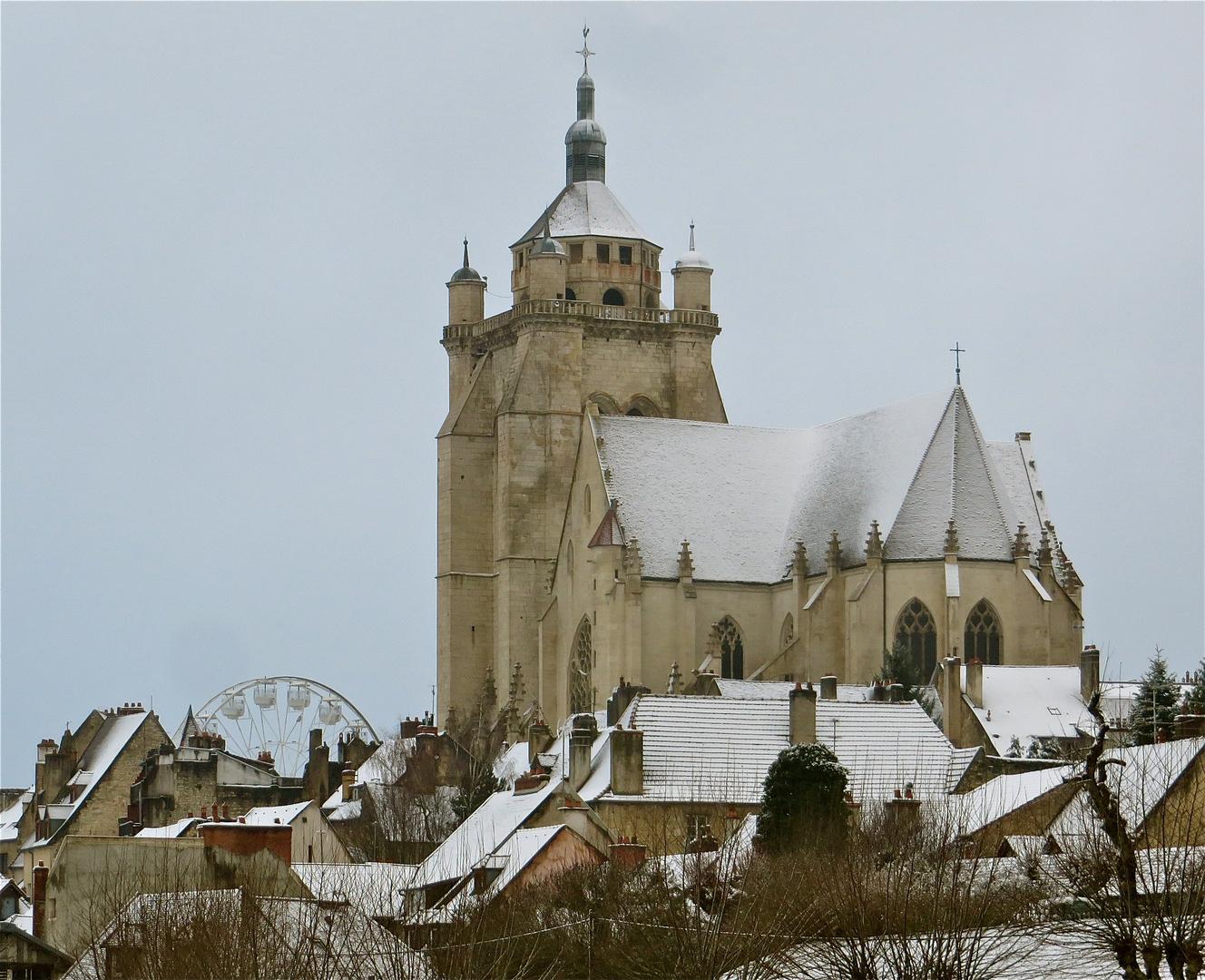 ... Joyeux Noel  à tous -Allen eine Frohe Weihnacht !!!..