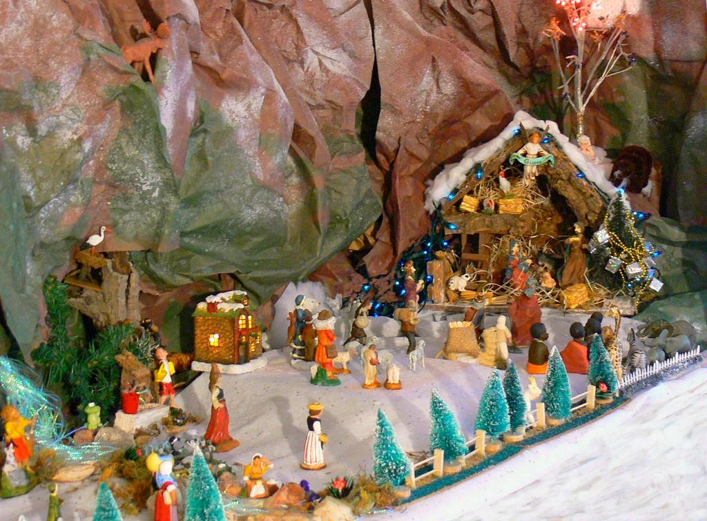 joyeux Noël à toutes et à tous, beaucoup de bonheur et santé pour 2010