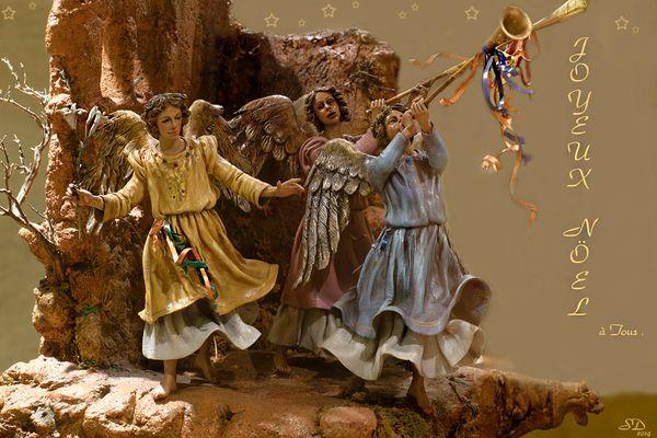Joyeux Noël à Toutes et à Tous ....