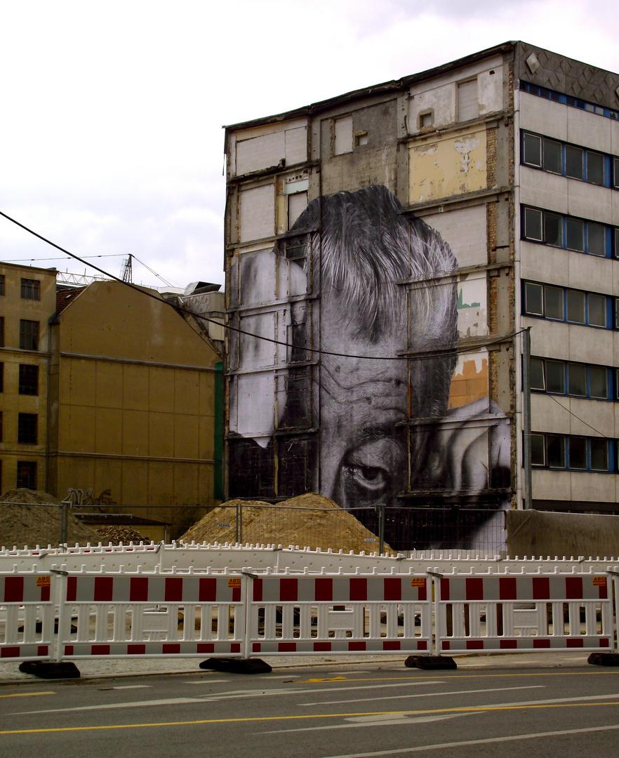 JR in Berlin