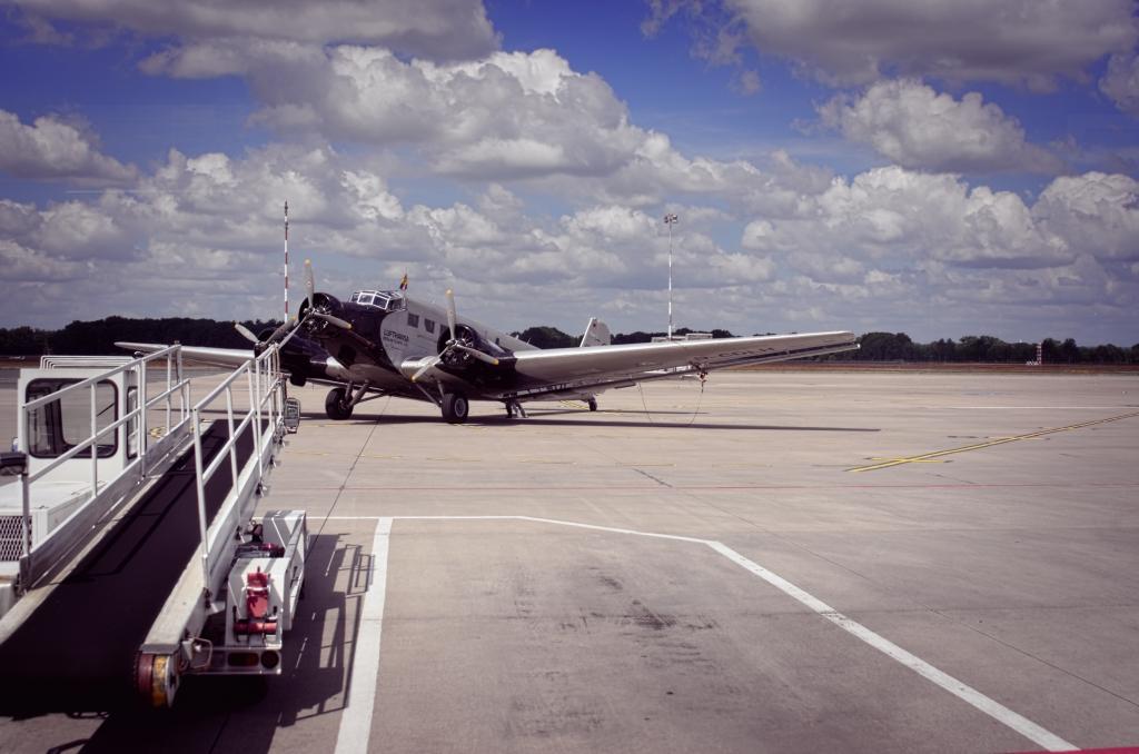 JU-52 am FMO