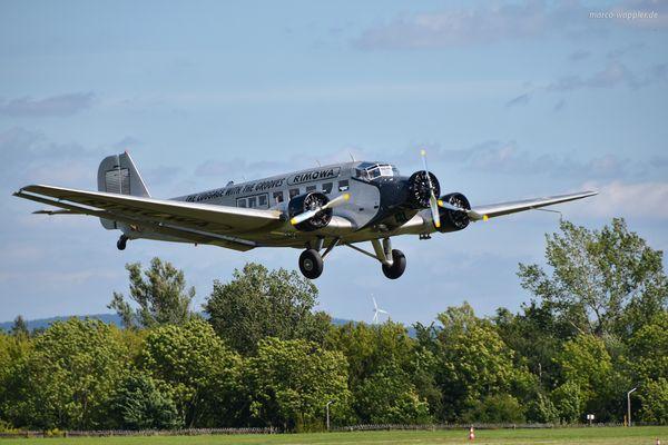 Ju-52 HB-HOT  II