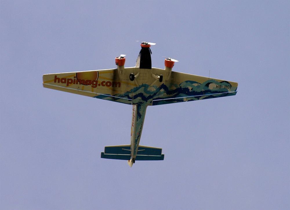JU 52 HB-HOY