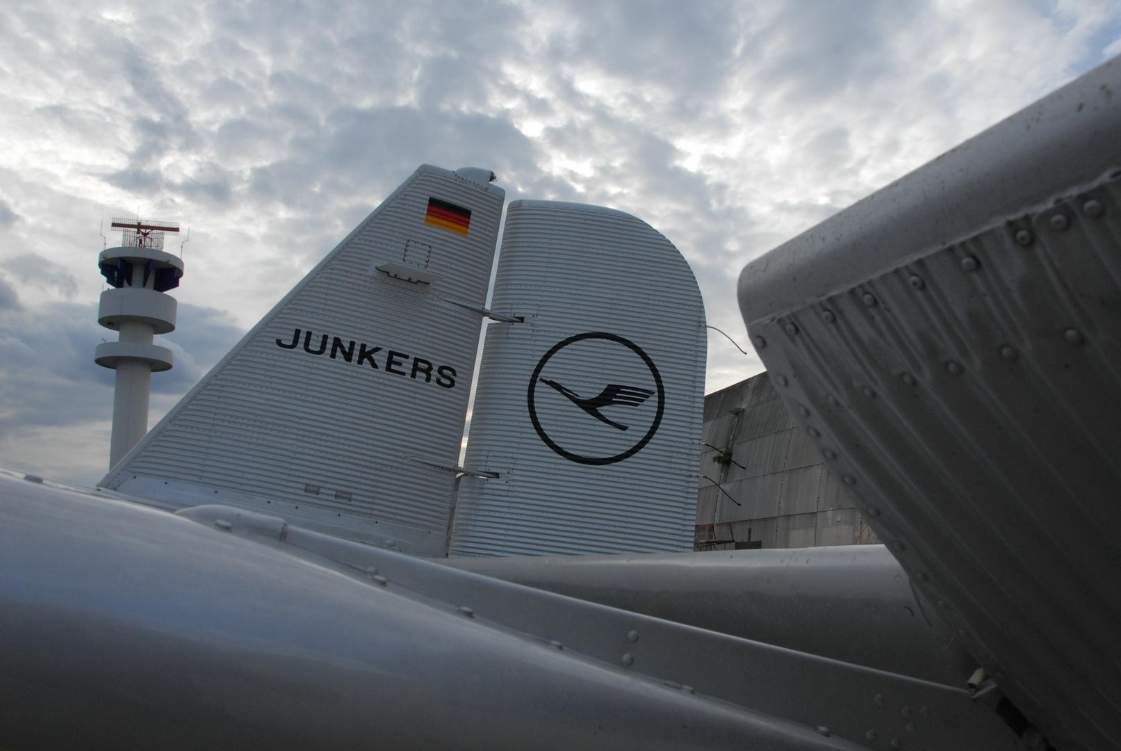 JU-52 Heck