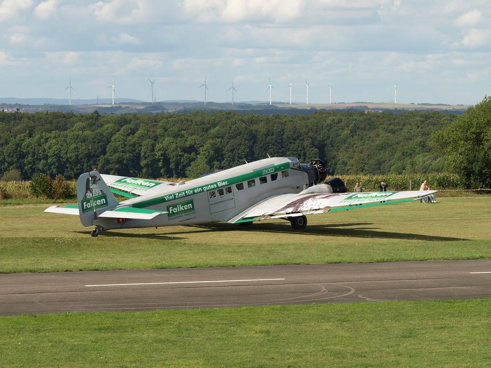 Ju-52 II  (JJ)